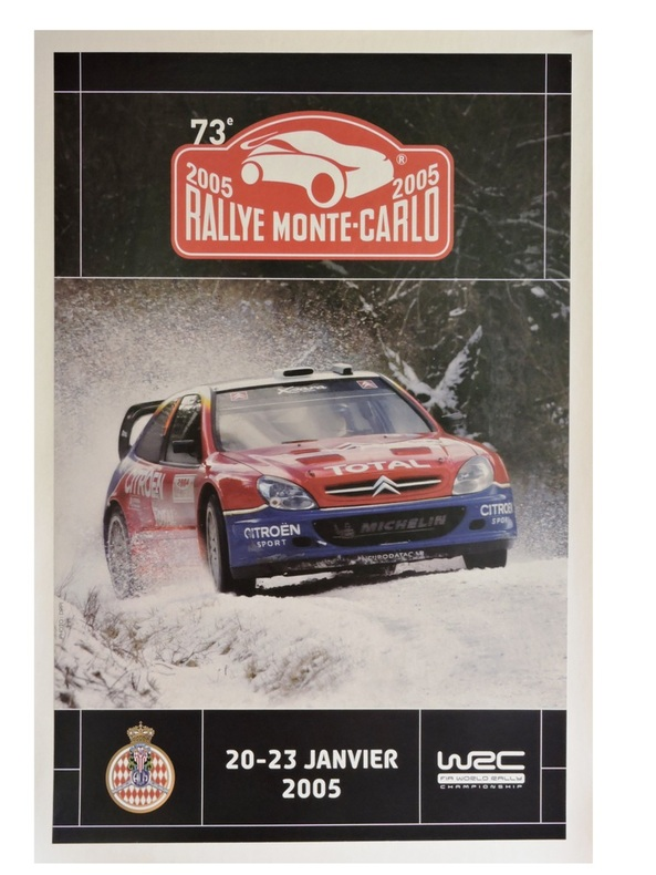73ème RALLYE MONTE-CARLO.