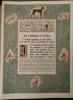 Le Livre du Roy Modus et de la Reine Ratio. Enluminures de Arnaud Ansaldi , hors-texte de Jean Gradassi.. (GRADASSI- ANSALDI ) - FERRIERES Henry de.
