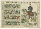 (BOULANGER).  Le Figaro supplément n°13 du samedi 30 Mars 1889.La République devant les élections. La monarchie et le Comte de Paris. L'Empire et le ...