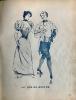 Album de Danses illustrées anciennes et modernes. Histoire de la Danse - Théorie - Dessin - Musique.. Recueil d'airs à danser.