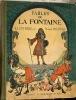 Fables de La fontaine illustrées par R. de la Nézière. (LA NEZIERE  R. de ) -LA FONTAINE Jean de.