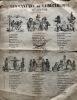 Les cancans de la République en Juin 1848. RANDON Gilbert (1814-1884), illustrateur.