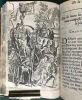 Les Douces pensées  et les Délices  de la mort par le Sr. De La Serre, historiographe de France. Nouvelle édition.. ( Gravures de Cornelius Galle) - ...