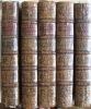 Mélanges de littérature, d'histoire et de philosophie . 4ème édition.. ( ALEMBERT, Jean Le Rond d' ).