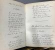 Recueil de Romances ( recueillies par G. Denis R.).. ( MANUSCRIT ) - CHANSONS.
