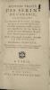 Nouveau traité des serins de Canarie, contenant la manière de les élever, les appareiller pour en avoir de belles races... par Monsieur Hervieux. ...