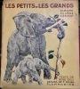 Les Petits et les Grands. Albums du Père Castor. Dessins de Rojankovsky. Texte de Rose Celli.. ( ROJANKOVSKY ) - CELLI