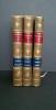 Chansons populaires - Chansons de Salon - Chansons légères en 3 volumes. Nadaud, Gustave