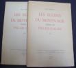 Les églises du Moyen Age dans le Pas-de-Calais, 2 volumes. Heliot, Pierre