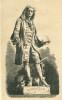 Deuxième centenaire de la naissance de Antoine WatteauL'homme - Le monument. Foucart, Paul