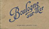 Boulogne-sur-Mer 12 cartes postales détachables.