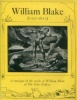 William Blake (1757-1827) - A catalogue of the works of William Blake in the Tate Gallery. Butlin, Martin
