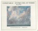 Constable, entre ciel et terre. Wat, Pierre