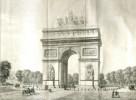 Notice historique de l'Arc de Triomphe de l'Etoile. Thierry, J. et Coulon, G., inspecteurs du monument