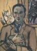 Stephan Lacknerl'ami de Max Beckmann. Lenz, Christian