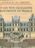 Androuet du Cerceau - Les plus excellents bastiments de France. Thomson, David