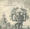 François Houtin Tuschzeichnungen, Monotypien, Radierungen. Galerie Marlies Hanstein