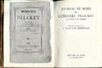 Journal de bord du corsaire Plucket lieutenant de vaisseau. Présenté et commenté par André Mabille de Poncheville
