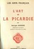 L'art de la Picardie. Durand, Georges