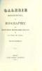 Galerie douaisienne ou biographie des hommes remarquables de la ville de Douai. Duthilloeul, Hippolyte-Romain