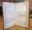 Almanach de la Cour, de la Ville et des Départements. Pour l'Année 1834.