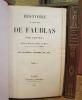 Histoire du Chevalier de Faublas. Ornée de vignettes gravées sur acier, d'après les dessins de M. Rogier ; par MM. Blanchard, Fauchery, etc., etc. ...