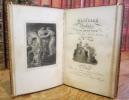 Histoire des Vestales et de leur culte, d'après Plutarque, Tacite, Suétone, &c. Traduit de l'italien par Cartoux.