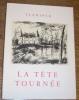 La Tête tournée. Avec douze lithographies originales de l'auteur. VLAMINCK (Maurice de)