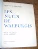 Les Nuits de Walpurgis. Avec 12 eaux-fortes de Jean Oberlé. DEKOBRA (Maurice)