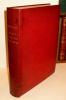 Rome. Description et souvenirs. Quatrième édition, revue, corrigée, augmentée, et suivie de Rome italienne, notes des derniers voyages. WEY (Francis)