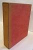 Histoire d'amour de la Rose de Sable. Roman. Compositions en couleurs de Edouard Chimot. MONTHERLANT (Henry de)