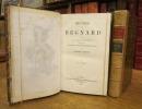 Oeuvres. Nouvelle édition, précédée d'une Introduction d'après des Documents entièrement nouveaux par Edouard Fournier. REGNARD (J.-F.)