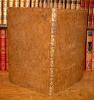 Thesaurus imaginum piscium testaceorum, Quales sunt (...) Cochlearum, Conchylia, Mineralia. RUMPHIUS (Georgius Everhardus), ou RUMPF (Georg Everhard)