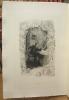 Les Princesses. Compositions de Georges Rochegrosse. Gravées à l'eau-forte par E. Decisy. BANVILLE (Théodore de)