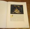 L'Atlantide. Peintures et dessins du Hoggar de Paul-Elie Dubois, interprétés en gravure sur bois par Pierre Bouchet. BENOIT (Pierre).