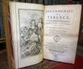 Les Comédies. Traduction nouvelle avec le texte latin à côté et des notes par M. l'Abbé Le Monnier. TERENCE