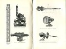 Issued by the British Optical Instruments manufacturers' Assocition.. DICTIONARY OF BRITISH SCIENTIFIC INSTRUMENTS.