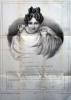 Les Indiscrtions de Lavater. Etude indit de ce Professeur clbre; Lithographie d'aprs le Dessin Original de Lavater, qui nous a t communiqu par Mr. ...