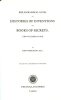 Bibliographical Notes on Histories of Inventions and Book of Secrets.. FERGUSON, John.