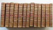 OEUVRES COMPLETES de l'abbé de MABLY, 13 volumes. Abbé de MABLY
