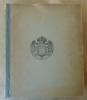 Les Anciens Patagons. Contribution à l'étude des races précolombiennes en Amérique du Sud. Publiée par ordre de S.A.S Le Prince Albert 1er.. Verneau ...