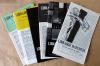 Livres Anciens et Rares. Ensemble de 7 catalogues de la Librairie Hatchuel.. [Hatchuel].