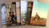 Livres de Voyages, Atlas, Estampes, cartes, plans, Vues... Ensemble de 6 catalogues de vente de la Librairie Lebail-Weissert de Paris.. ...