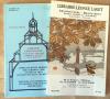 Architecture, Beaux-Arts, Livres Anciens... Deux catalogues de vente de la Librairie Léonce Laget.. [Laget].