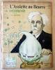 """L'Assiette au Beurre N°329 du 20 juillet 1907. """"Le Conservatoire"""".. Barcet."""