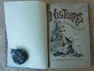 Histoires débraillées par l'auteur de Pomme d'Eve. Illustrées par de Joyeux Artistes. Anonyme