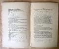 Traité des Poisons. Avec une table alphabétique des noms pharmaceutiques arabes et hébreux d'après le Traité des Synonymies de M. Clément-Mullet.. ...