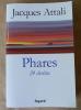 Phares. 24 Destins.. Attali (Jacques).