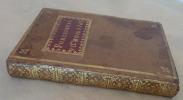 """""""Portefeuille, 9 Derniers Mois de 1769.""""  Manuscrit. Les Comptes de La france en 1769/1770.. [Etienne Maynon d'Invau]."""