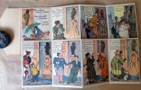 Bruxelles. Malleken-Pis. 10 jolies cartes Comiques en couleurs.. Anonyme